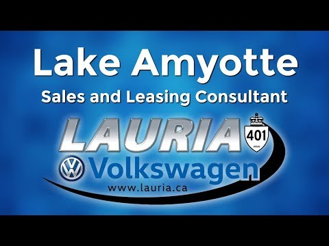 Introducing Lake Amyotte - Sales and Leasing Specialist at Lauria Volkswagen