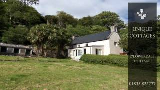 Flowerdale Cottage, Gairloch, Wester Ross, Scotland - Qualify self catering holiday accommodation