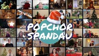 Popchor Spandau - Leise rieselt der Schnee (Virtueller Chor)