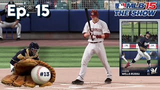 MLB 15 The Show (PS4) Road To The Show SP Ep. 15   Lack of Pressure