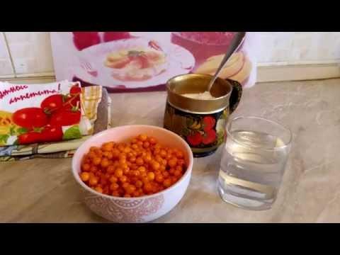 Как приготовить облепиховый сок в домашних условиях