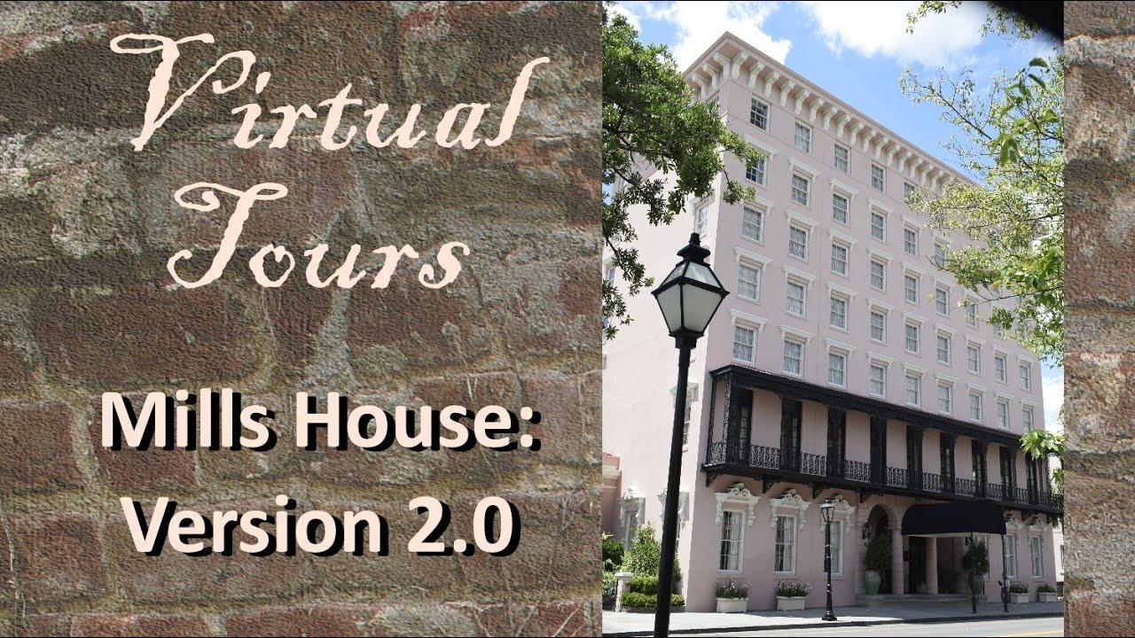Mills House Hotel History