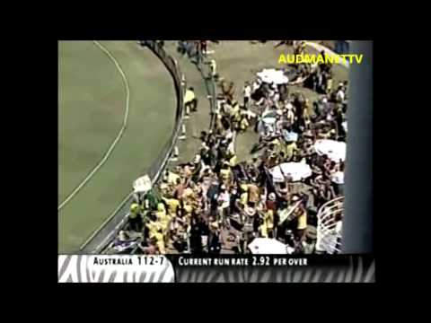 Australia vs New Zealand 2003 World Cup