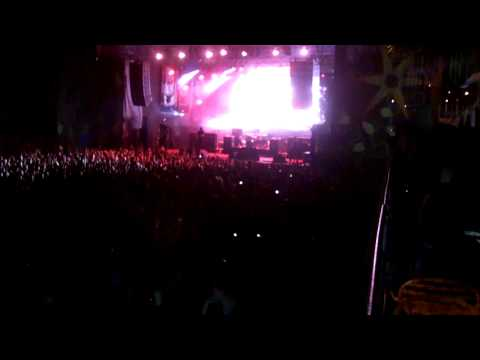 Dropkick Murphys - I'm Shipping Up To Boston + Out Of Our Heads @ Live Budapest Park 2014 (Hungary)