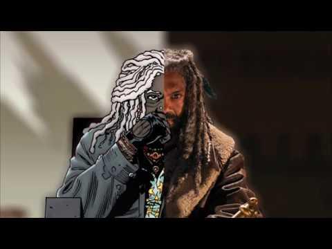 King Ezekiel's TV Appearance..Good or Bad?: The Walking Dead (S7E2)