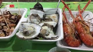 Ăn hải sản ngập mặt tại chợ đêm lớn nhất Miền Tây