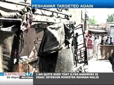 Women, children killed in Peshawar terrorist attack