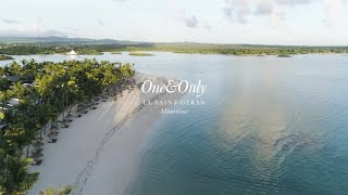 One&Only Le Saint Géran - Here&Now