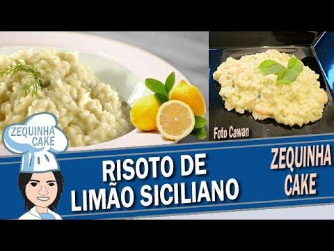 Resultado de imagem para risoto de limão siciliano