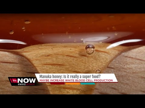 Manuka honey: Is it really a super food?