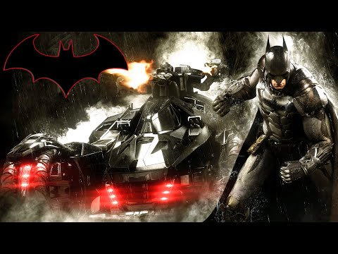 LET´S PLAY ¤ BATMAN: ARKHAM KNIGHT [003] - Das GCPD-Hauptquatier