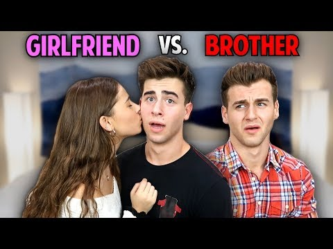 Brother vs. Girlfriend: Who Knows Me Better?