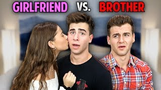 Hey guys! In this episode, I have my brother and my girlfriend comp...