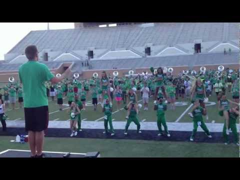 University of North Texas Fight Song