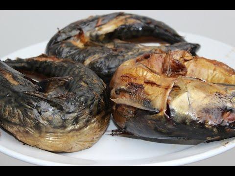 Smoked Mackerel   Nigerian Food   African Food