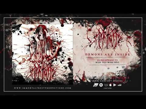 Myrkvid - Wish You Were Hell (Official Track Stream)