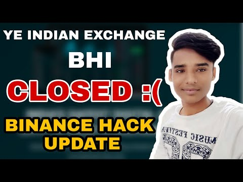 One More Indian Exchange ''Coinome'' Shutting Down ..? Binance Security Incident Update