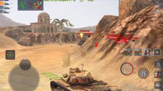 World of Tanks Blitz - Fear factor