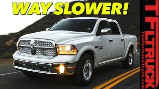Last-Gen Ram EcoDiesel Owners Are FURIOUS About Their Trucks' Performance After Emissions Fix!