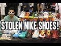 Nike Employee Steals $800k Worth Of Sneakers!