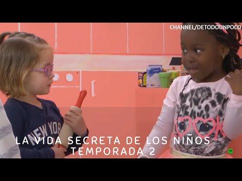 """La Vida Secreta de los Niños-TEMPORADA 2 Capítulo 3 """"La nueva"""" (2017)"""
