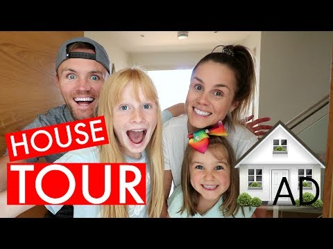 OUR NEW FAMiLY HOUSE TOUR 🇬🇧🏠
