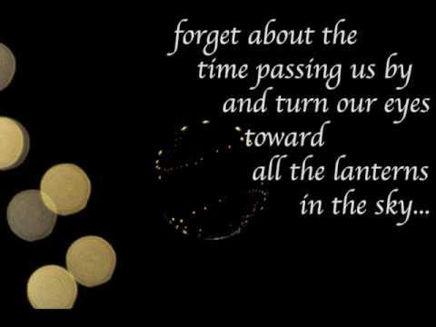 Lanterns - Michael Tulimiero (Official Lyric Video)