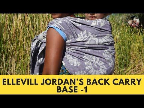 Ellevill Jordan's Back Carry