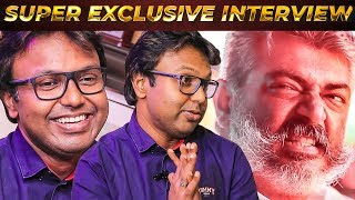 """VISWASAM Thooku Durai Entry Scene Will be Thadaladi"" – D Imman Reveals the Secret"