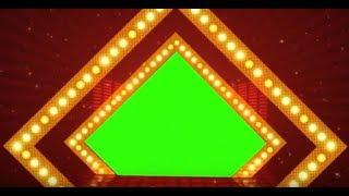 Hochzeit-Streifen-Licht-Hintergrund Animation || DMX-HD-BG 269