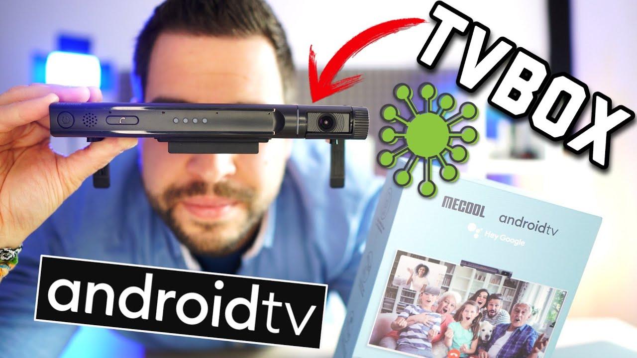 El TV BOX de la PANDEMIA 🦠 | Mecool NOW KA2