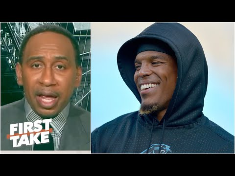 Stephen A. makes the case for Cam Newton to the Chargers | First Take