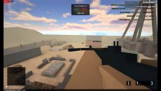 Roblox BattleField 3 crossbow time