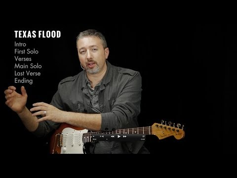Texas Flood Song Guide - Lesson 1