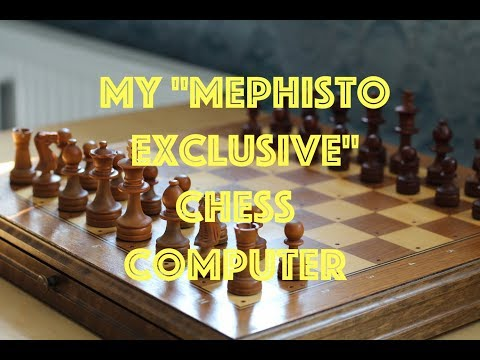 Mephisto Exclusive MMII (chess computer)