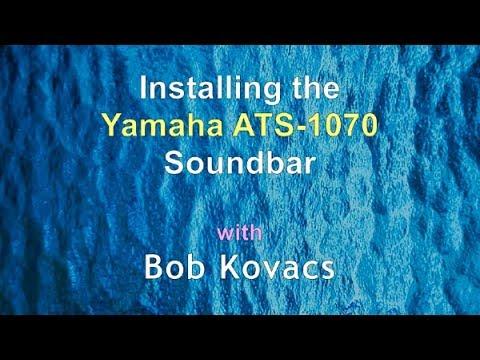 yamaha ats-1070 hookup