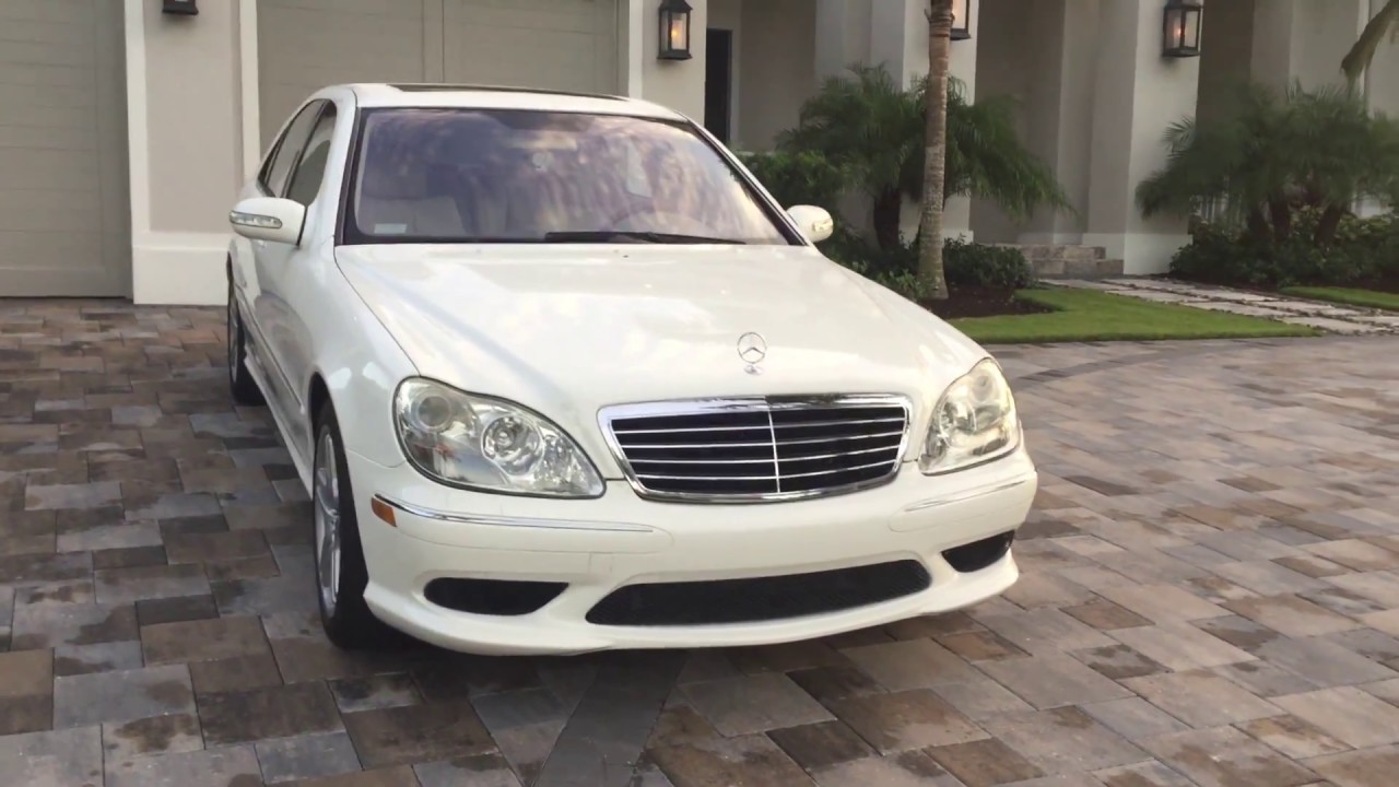 2006 mercedes benz s500 amg sport sedan for sale by auto for 2006 mercedes benz s500 for sale