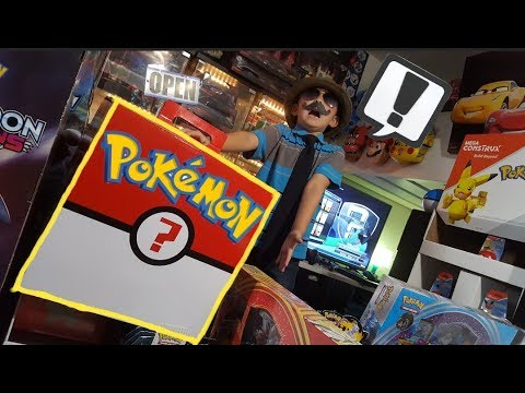 Opening Worlds BIGGEST POKEMON MYSTERY BOX!! Filled With Pokemon Cards, Toys and More!! MBM #10
