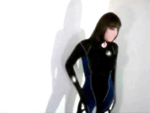 Bodyglove wetsuit fetish