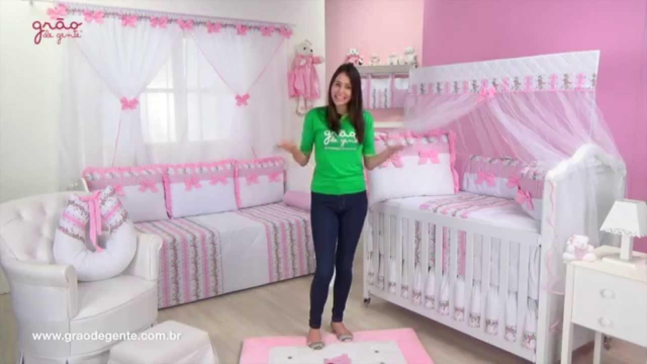 Quarto para beb princesa charlotte rosa ref 47723 - Colores para habitaciones de bebe ...