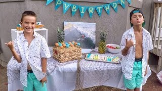 indian first birthday party ideas