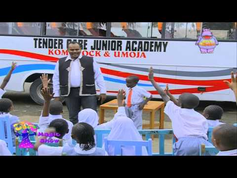 Club Kiboko - Episode 34: Developing a Child's character at a tender age