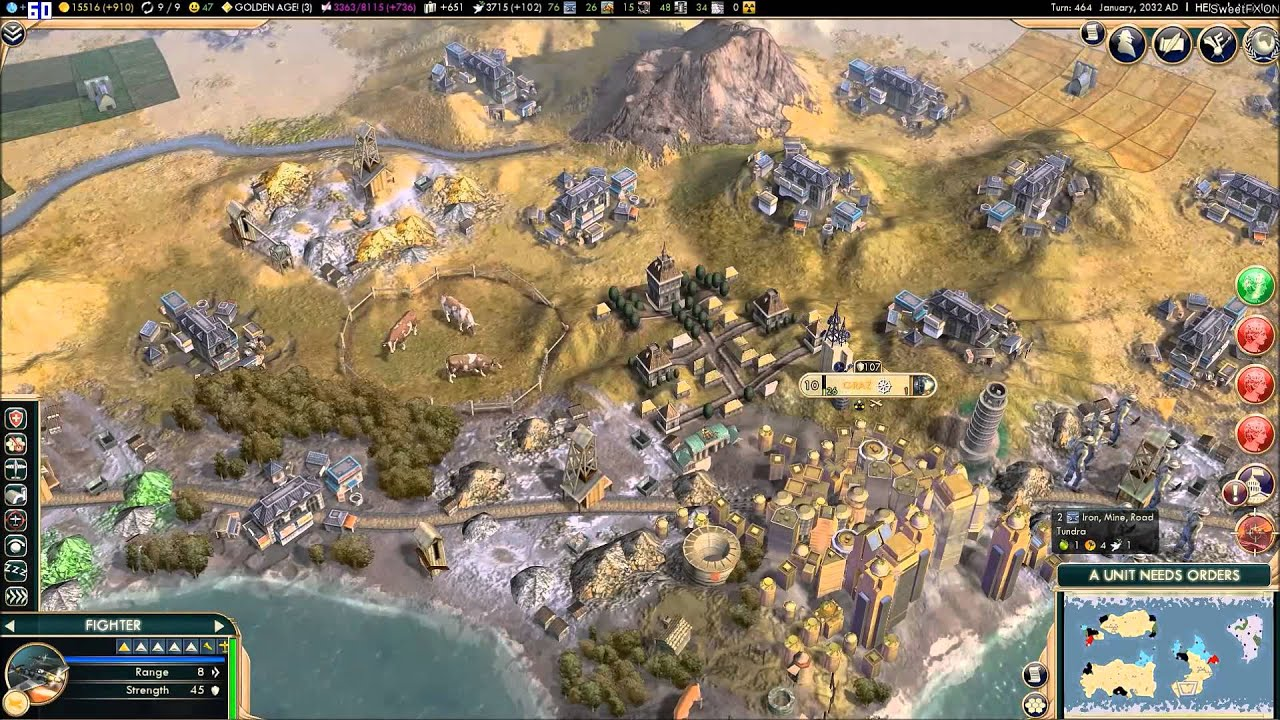 Civilization V Mods - Year of Clean Water