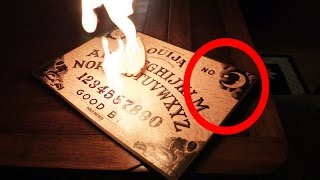 Ouija board caught on FIRE! - Season 12 Ep 24