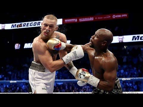 Mayweather Vs McGregor [Fight Reaction] (Boxing 4 Da Mandem) Grime Report Tv