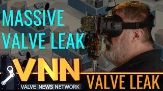 Massive Valve VR Leak - Valve