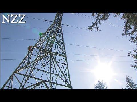 Hochspannung  - Dokumentation von NZZ Format (2007)