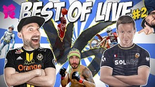 J'EXPLOSE UN SOLARY EN CUP | BEST OF LIVE #2