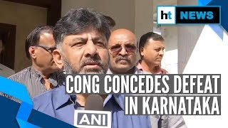 Karnataka by-polls counting: Congress accepts defeat, BJP govt survives