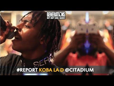 Koba LaD - En Live de Citadium